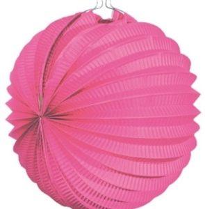 Balão Papel Rosa 25