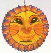 Balão Papel Sol 38