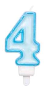 Vela Azul número 4