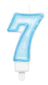 Vela Azul número 7