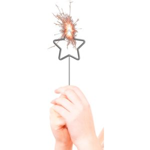 Vela tipo Sparkle Estrela