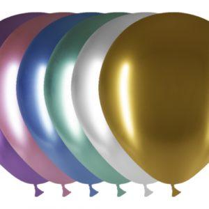 Balão Latex SORTIDO BRILHANTE 12
