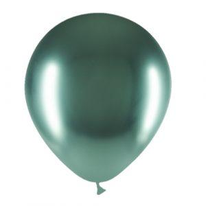 Balão Latex VERDE BRILHANTE 12