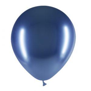 Balão Latex AZUL BRILHANTE 12