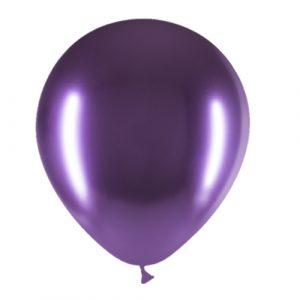 Balão Latex PÚRPURA BRILHANTE 12