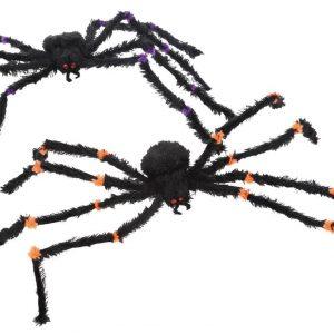 Aranha pata comprida riscas 120cm