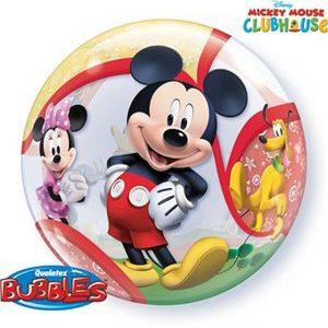 Balão Bubble MICKEY 22