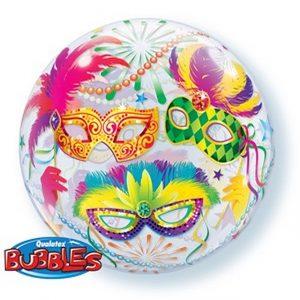 Balão Bubble MÁSCARAS 22