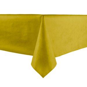 Toalha em TNT cor Dourado