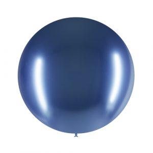 Balão Latex AZUL BRILHANTE 23