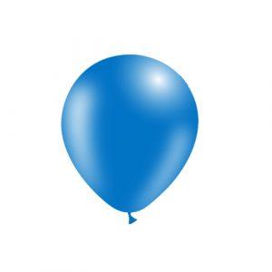 Balão Latex cor AZUL 5