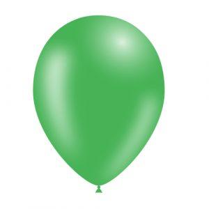 Balão Latex cor VERDE 11