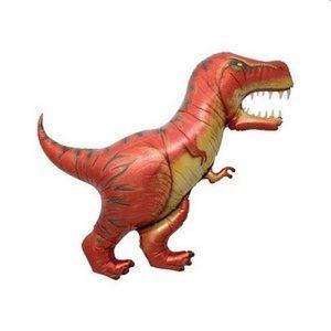 Balão Foil Dinossauro t-rex