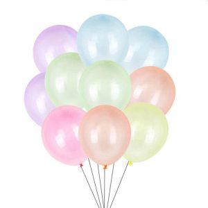 Balões Latex Liso sem Brilho