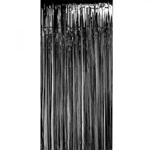 Cortina metálica PRETO