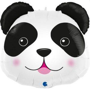 Balão Foil Cabeça PANDA