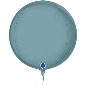 Balão Foil Esférico 4D Azul Tenerife