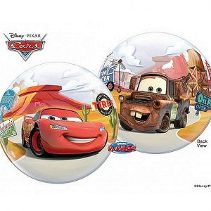 Balão Bubble Cars 22