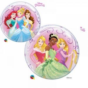 Balão Bubble Princesas 22
