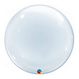Balão Bubble Transparente 24