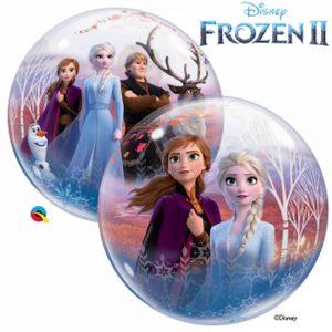 Balão Bubble Frozen 22