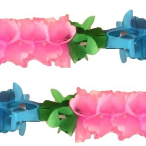 Harmónio de Papel Flores 3m