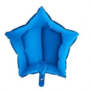 Balão Estrela Foil AZUL 19