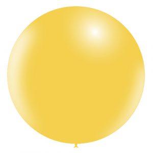 Balão Latex AMARELO 36