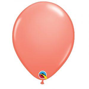 Balão Latex cor CORAL 11