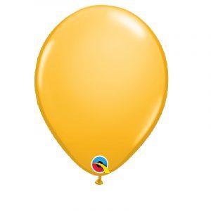 Balão Latex cor GOLDENROD 11
