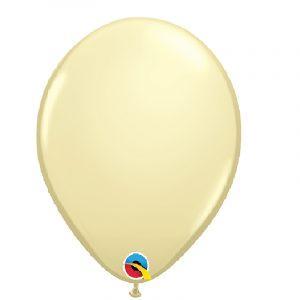 Balão Latex cor IVORY SILK 11