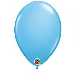 Balão Latex cor AZUL PASTEL 11