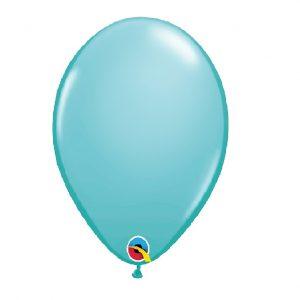 Balão Latex cor CARIBBEAN BLUE 11