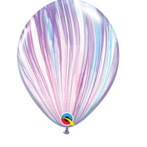Balão Latex cor FASHION AGATE 11