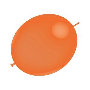Balão Latex GRINALDA cor LARANJA 12