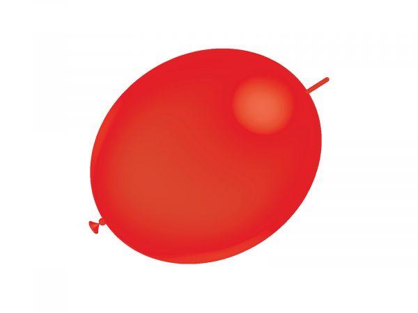 Balão Latex GRINALDA cor VERMELHO 12