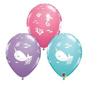 Balão Latex ANIMAIS DO MAR 11