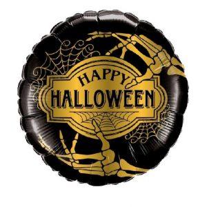 Balão Foil Happy Halloween 18
