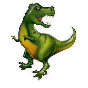 Balão Foil Dinossauro t-rex 42